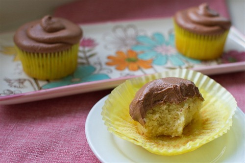 Nutella Banana Cupcakes-7