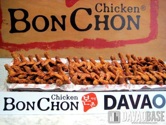 BonChon Chicken lands in The Annex at SM City Davao, its first store outside Metro Manila