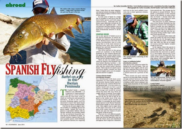 SPANISH-FLYFISHING