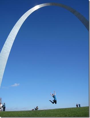Barb Jump Arch