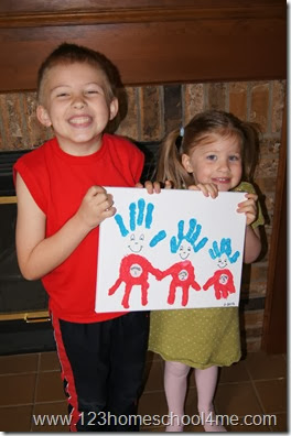 Dr. Seuss Inspired Hand Art on Canvas