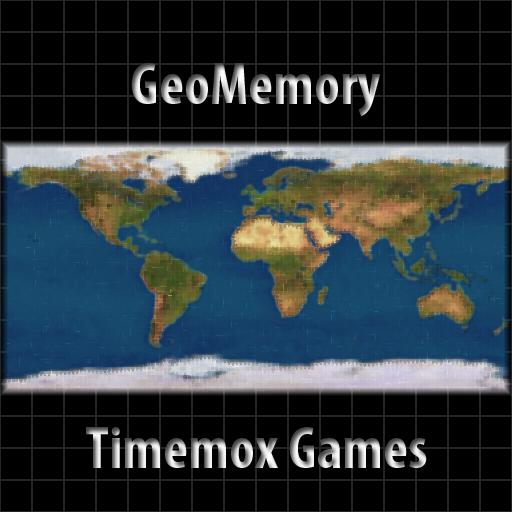 GeoMemory - HTML5 休閒 App LOGO-硬是要APP