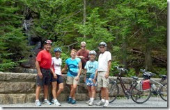 Biking the Carriage Trails