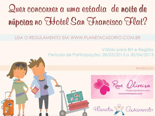 Banner - Rose de Oliveira - Hotel San Francisco