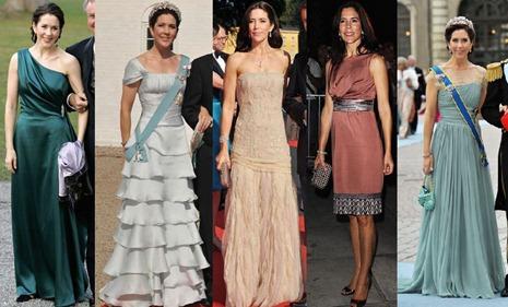 Mary's Evening Dresses