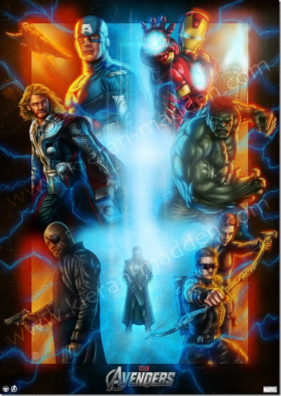 Nick Fury,Nicholas Joseph,Samuel L. Jackson, David Hasselhoff (18)