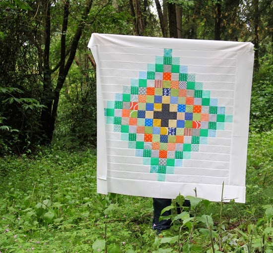 Chippewa Quilt, Cluck Cluck Sew