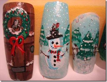 uñas,decoradas,de,navidad,24