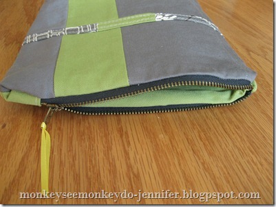 zipper pouch with interfacing and quilted strip (4)