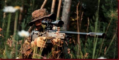 7 Senjata Terbaik Kopasus Indonesia