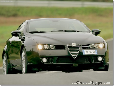 Alfa Romeo Brera (2005)7