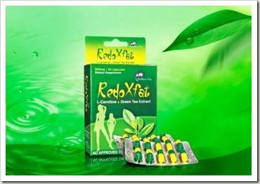 RedoXfat Slimming Capsule