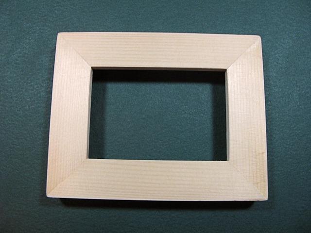 SherryCheever Plain Frame