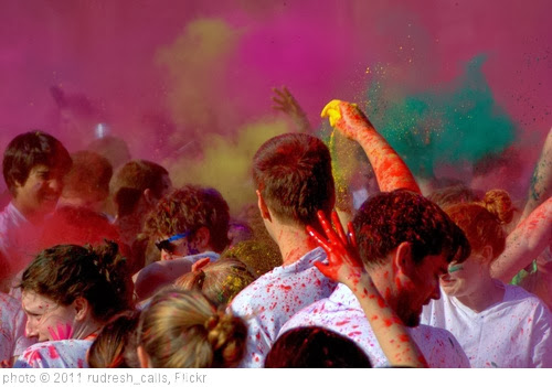 'UNC Holi' photo (c) 2011, rudresh_calls - license: http://creativecommons.org/licenses/by/2.0/