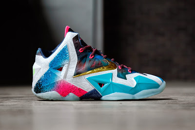 nike lebron 11 gr what the lebron 6 01 A Closer Look at the Nike LeBron 11 What the LeBron