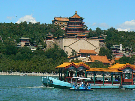 Beijing city: The summer palace