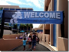Disneyland Half Marathon Expo 11