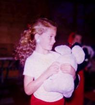 Carolyn Hamlett age 6 - Apocalipse Em Temop Real