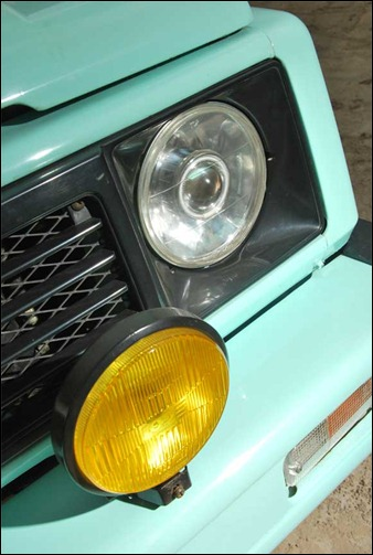 Suzuki Jimny SJ410V Lamp HID