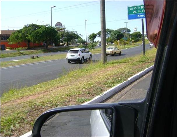 Flagra do Novo jeep Compass em testes no Brasil