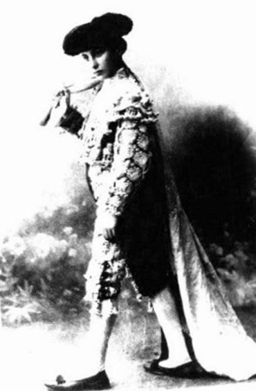 1910 (¿) Joselito becerrista