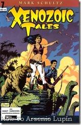 P00007 - Xenozoic Tales #7