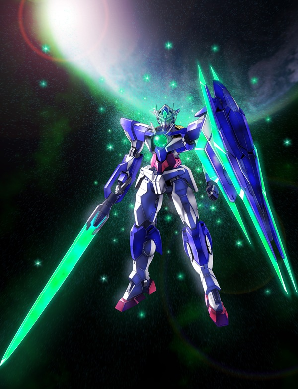 Gundam 00 A Wakening of the TrailBlazer