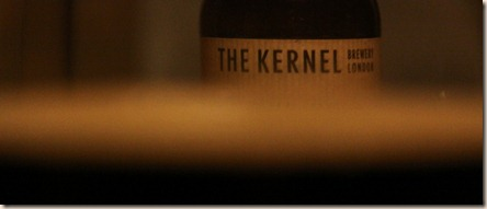The Kernel brown imp stout in the clouds