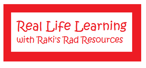 Make the most of the teachable moment - Real Life Learning with Raki's Rad Resources