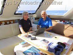009 Alec & Mehmet downloading Weather