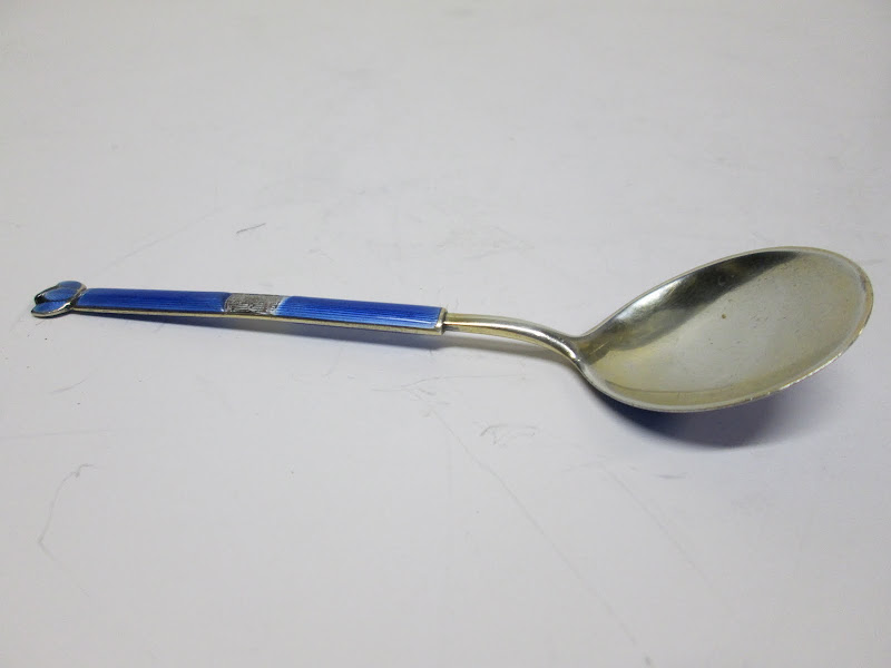 David Andersen Sterling Spoon