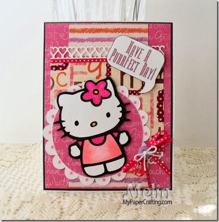 dcwv haute pink stack hello kitty iftl card-450