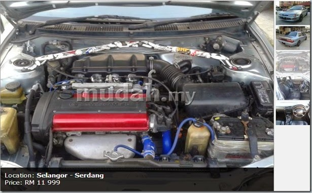Toyota Corolla 1.6  A  BLACK TOP LEVIN 20V  92   Engine Bay