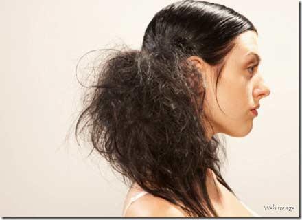 Como tratar o cabelo com porosidade?
