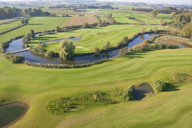 Oudenaarde golf course