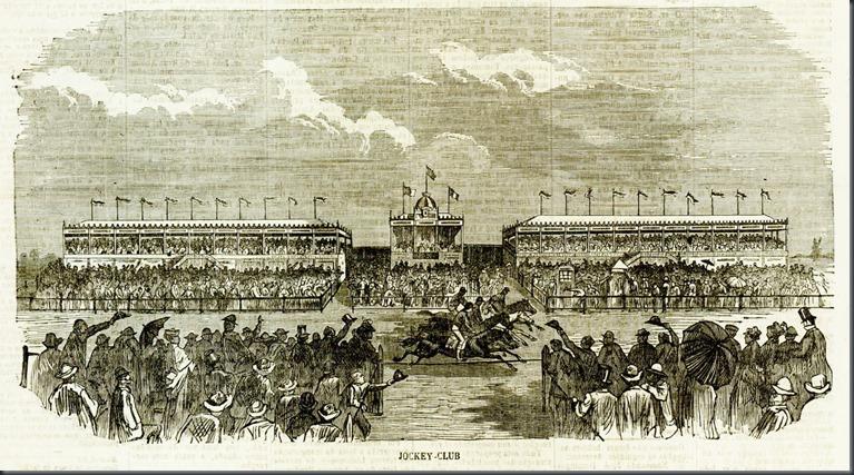 Hipódromo de Belem 1876