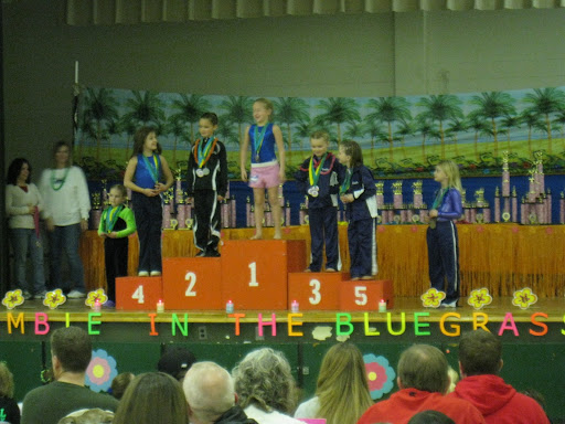 Brooklyn 3rd & Natalie 5th - Bars - 8 JR