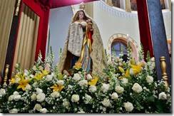 Festa em louvor a Nossa Senhora da Abadia de Água Suja – 15 de agosto de 2014 em Romaria.015
