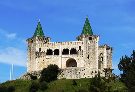 Portugal - Porto de Mós - Castelo - Glória Ishizaka
