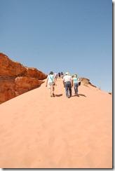 Oporrak 2011 - Jordania ,-  Wadi Rum, 22 de Septiembre  49
