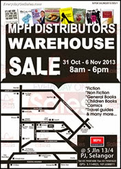 MPH Distributors Warehouse Sale Books Juala Gudang 2013 Malaysia Deals Offer Shopping EverydayOnSales