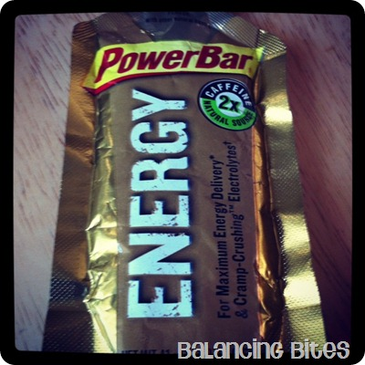 How to Fuel for the Long Run Energy Gel