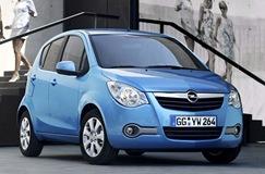 Opel Agila 2007