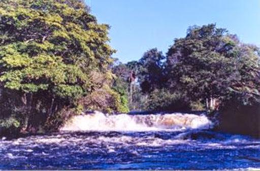 Cachoeira do Aruã, Santarém - Parà