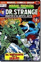P00006 - Marvel Premiere  - Dr. Strange - por Mastergel #6