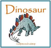 Dinosaur Box