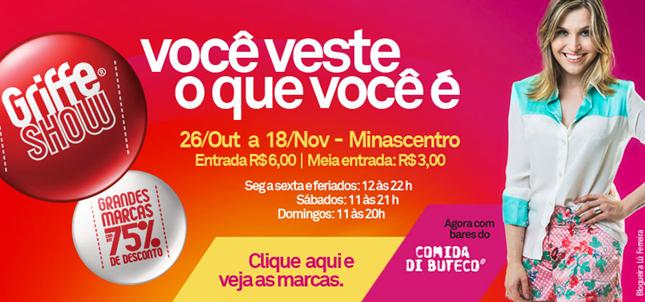 griffe show bh outubro-novembro-2012