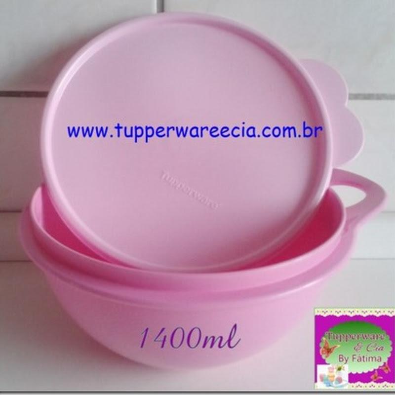 Tupperware de presente para você!!
