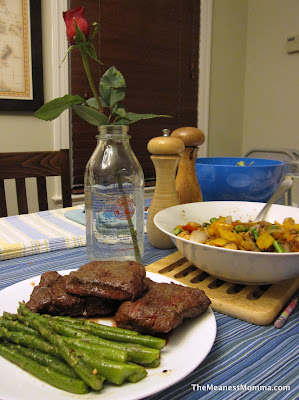 A Very Paleo Valentine's Dinner