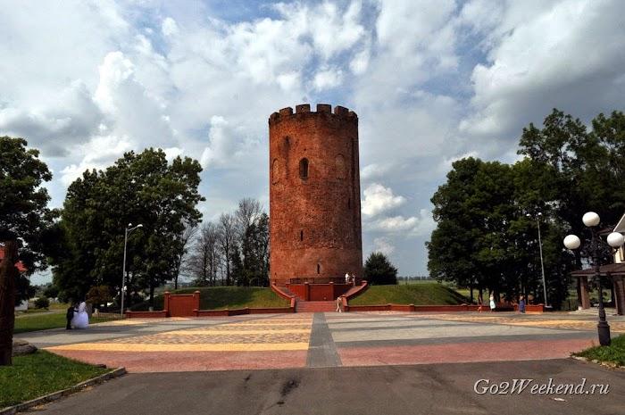 Каменецкая башня белая вежа